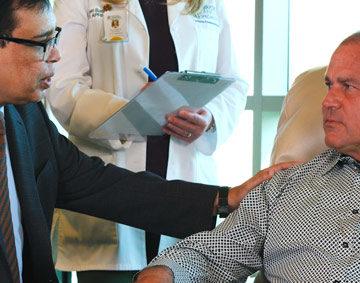 dr. salman haroon, patient care, compassionate care