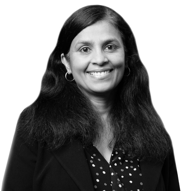 Geetha Palaniappan, MD, oncologist